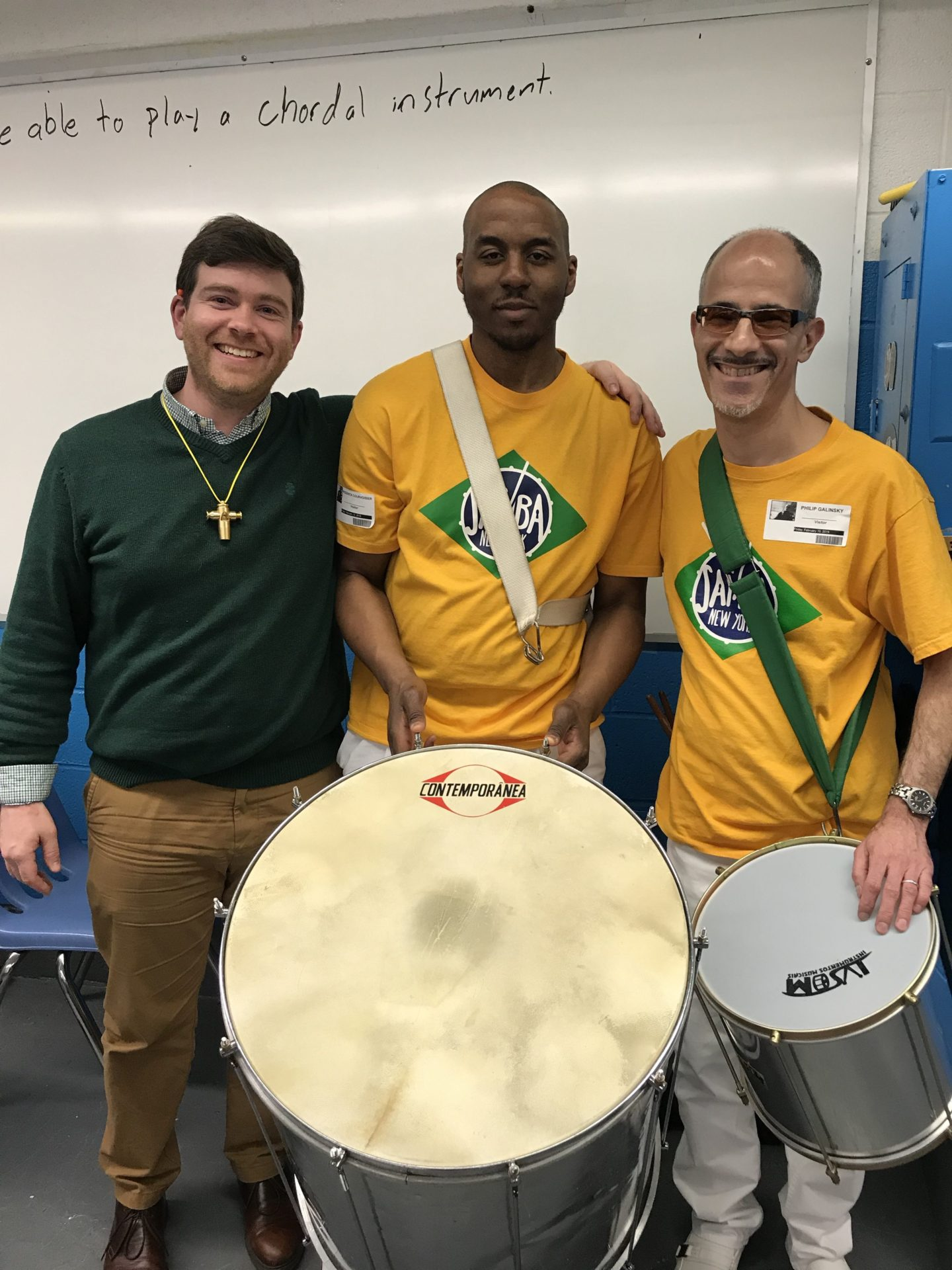 Drumming Teachers