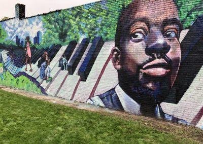 wyclef mural