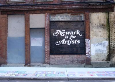 GABE RIBEIRO - Newark is for Artists